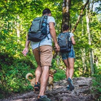 Hiking & Outdoors information for Evansville and the Tri-State