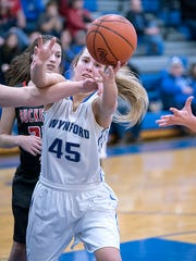 Wynford's Olivia Grove will play a big role in her