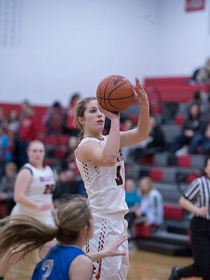 Jenna Karl will be a key factor in the Buckettes' success this postseason.