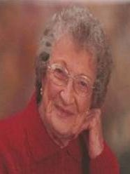 Georgia Grace Johnson, 94, of Windsor, died on January 28, 2015, at her home.