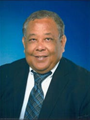 Roland Selvidge, Guam Housing and Urban Renewal Authority board resident commissioner.