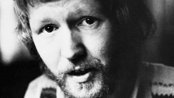 Singer Harry Nilsson in 1972.