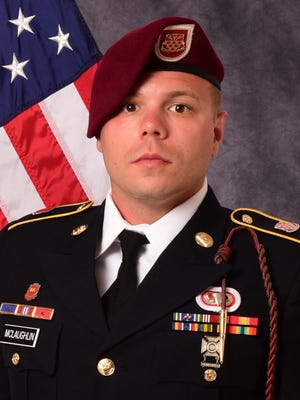 Staff Sgt. Ian Paul McLaughlin, 29, of Newport News, Virginia, was killed Jan. 11, 2020, by an improvised explosive device in Kandahar, Afghanistan.