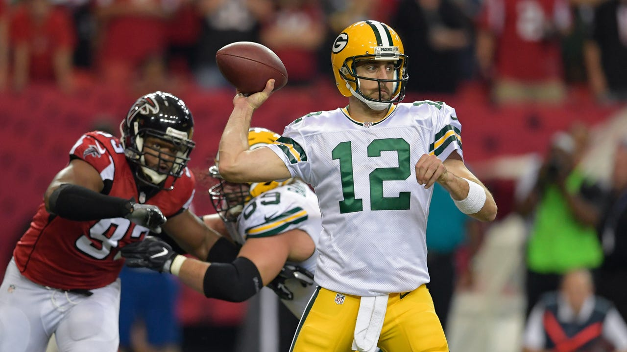 USA TODAY Sports' Lorenzo Reyes breaks down Sunday's matchup between the Atlanta Falcons and Green Bay Packers.