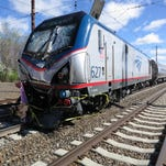Amtrak train derails in Chester after collision, kills two