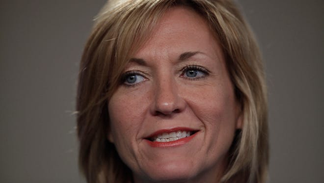 Former U.S. Rep. Betty Sutton is running for Ohio governor.