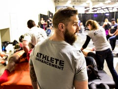 A passion for strength: Local man helps at Arnold event