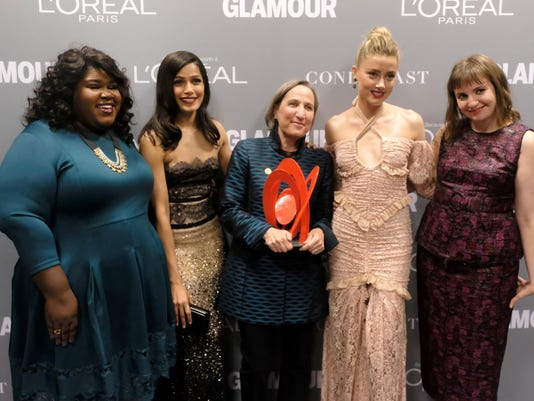 Glamour Women Of The Year 2016 - Backstage