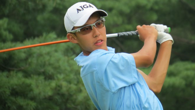 Westwood's Christopher Lee won twice on his birthday at the 96th New Jersey Junior Championship.