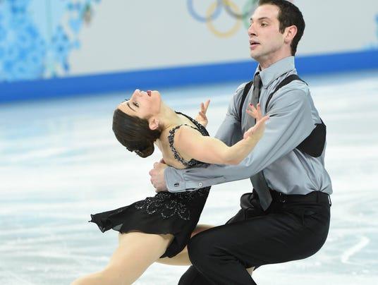 USP Olympics_ Figure Skating-Team Pairs Free Skati