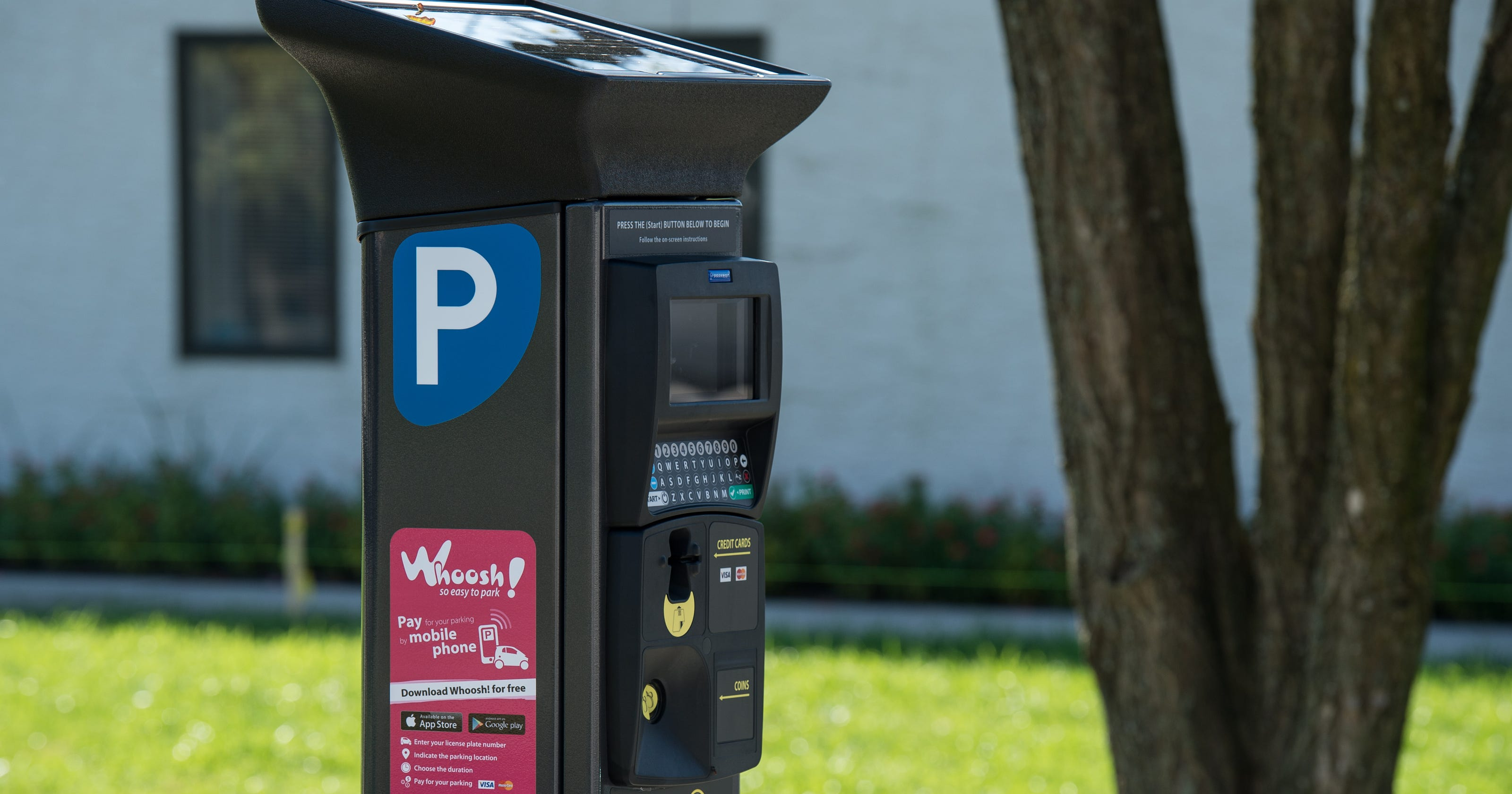 Parking fees may increase in downtown Salisbury