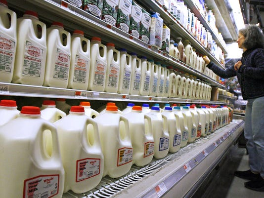 Defining Milk