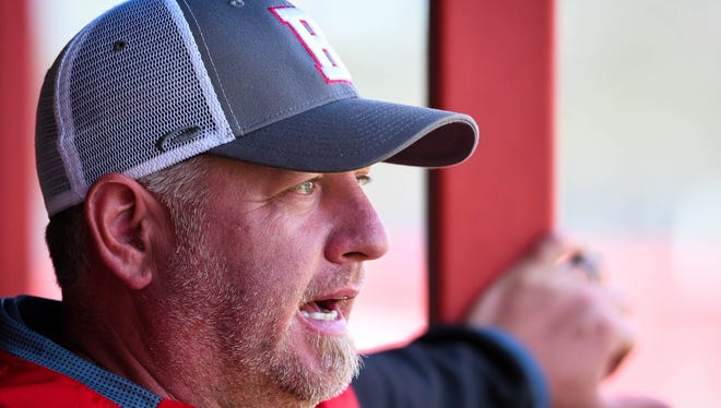 Craig Shoobridge is stepping down after four years as Bosse baseball coach.