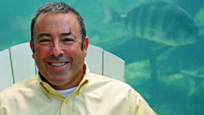 Executive Director Keith Winsten talks about Brevard Zoo in Viera's proposal to build an aquarium attraction at Port Canaveral's Cover area.
