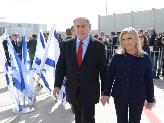 Prime Minister Netanyahu departs for US