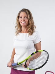 Courtney Nagel is the Director of Tennis at Bentwood Country Club.