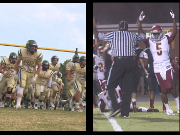 Eastern Randolph High School takes on Southern Guilford in the Friday Football Fever Game of the Week.