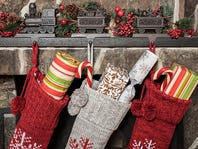 Win A Stocking Stuffed With Gift Cards