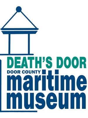 The new logo for Death's Door Maritime Museum, which will be the new name of the Door County Maritime Museum's seasonal site in Gills Rock.