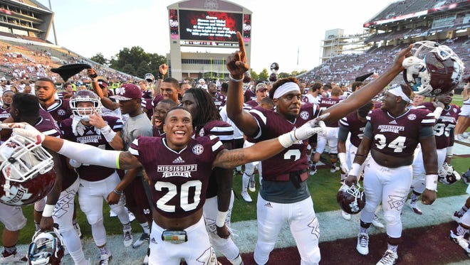 Mississippi State opens the 2016 season with back-to-back home games.