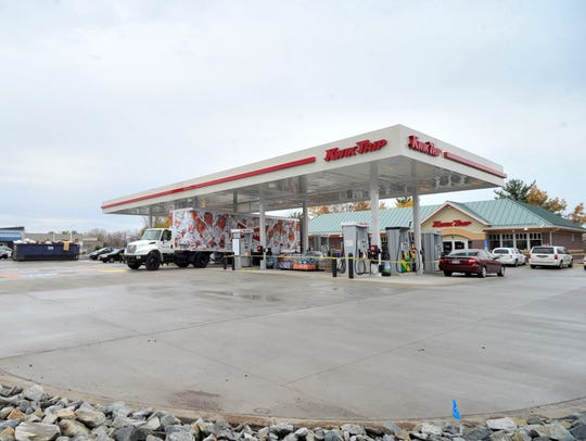 Kwik Trip, 304 Grand Ave., opened Oct. 29.