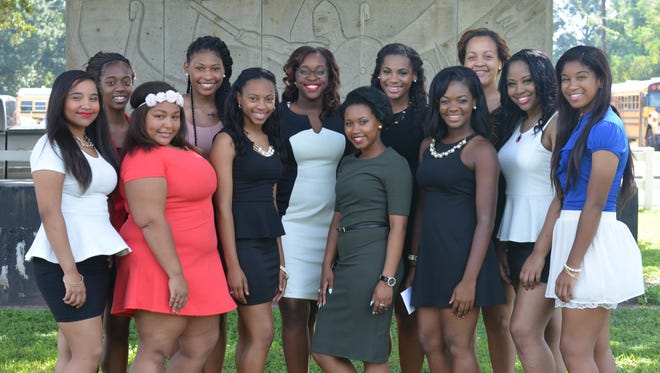 Northside High School 2014 Homecoming Court