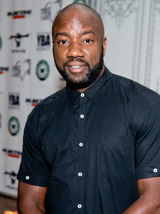 Malik Yoba: I did not out my 'Empire' co-star as gay