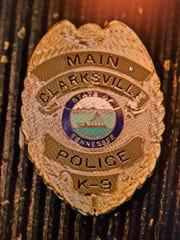 Main's K-9 badge