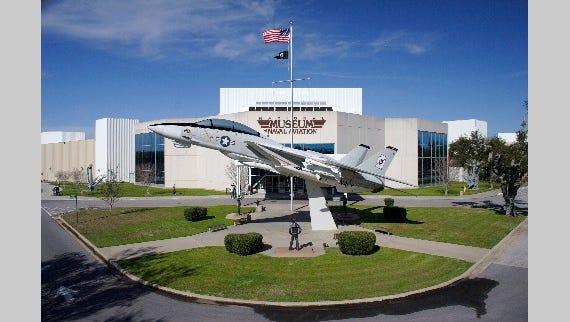 National Naval Aviation Museum at Pensacola NAS.