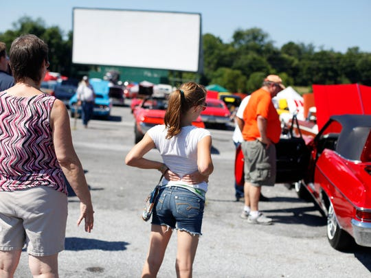 Haar's Drive-In in Dillsburg will be offer outdoor movie showings for three more weekends this summer.
