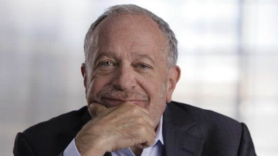 Robert Reich, Secretary of Labor for the Clinton administration, is the subject of the new documentary 'Inequality For All.'