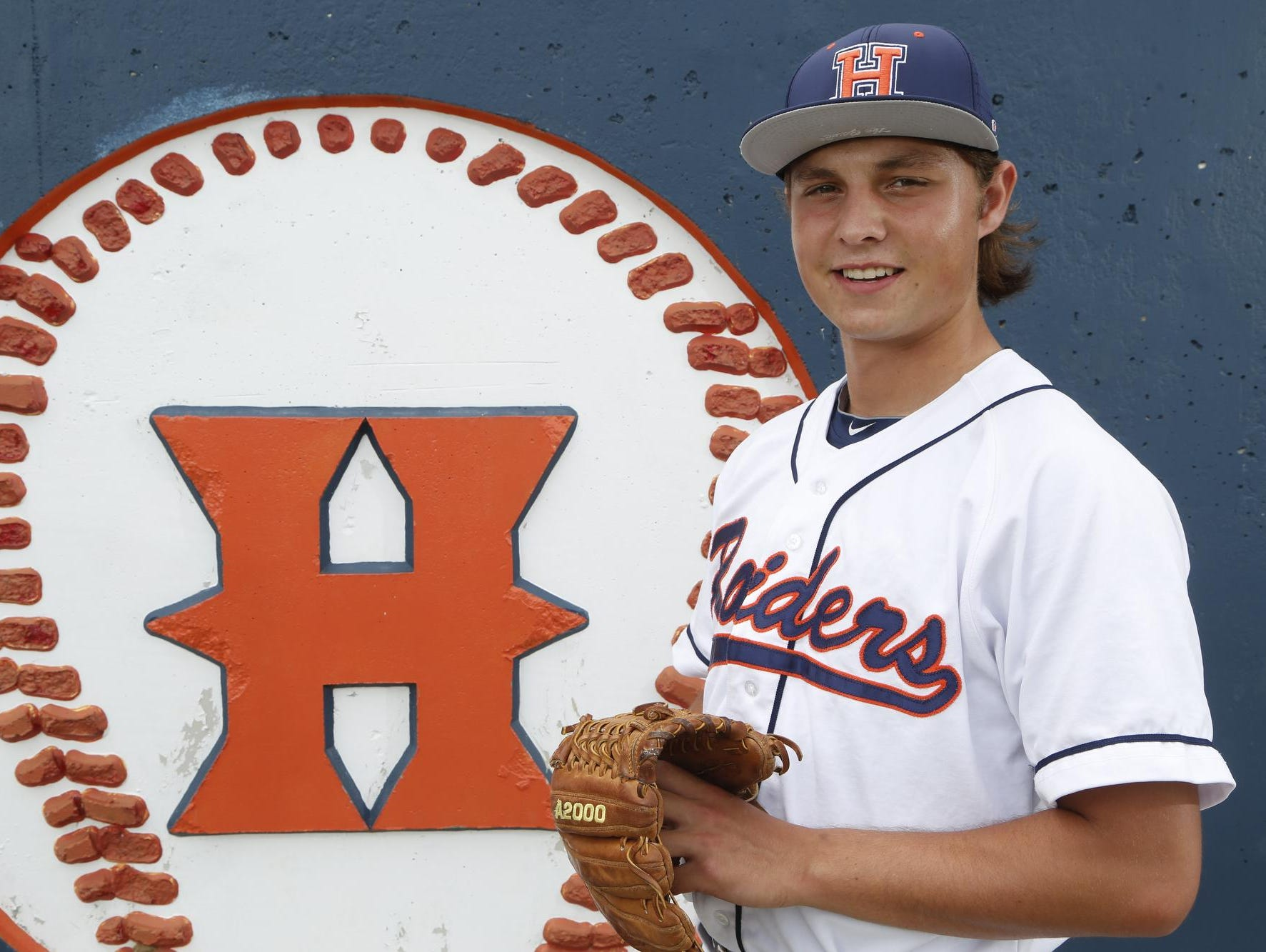 Harrison's Matt McConnell committed to Western Michigan on Sunday.