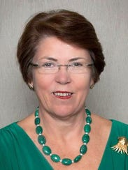 Susan Martin, former president of Eastern Michigan
