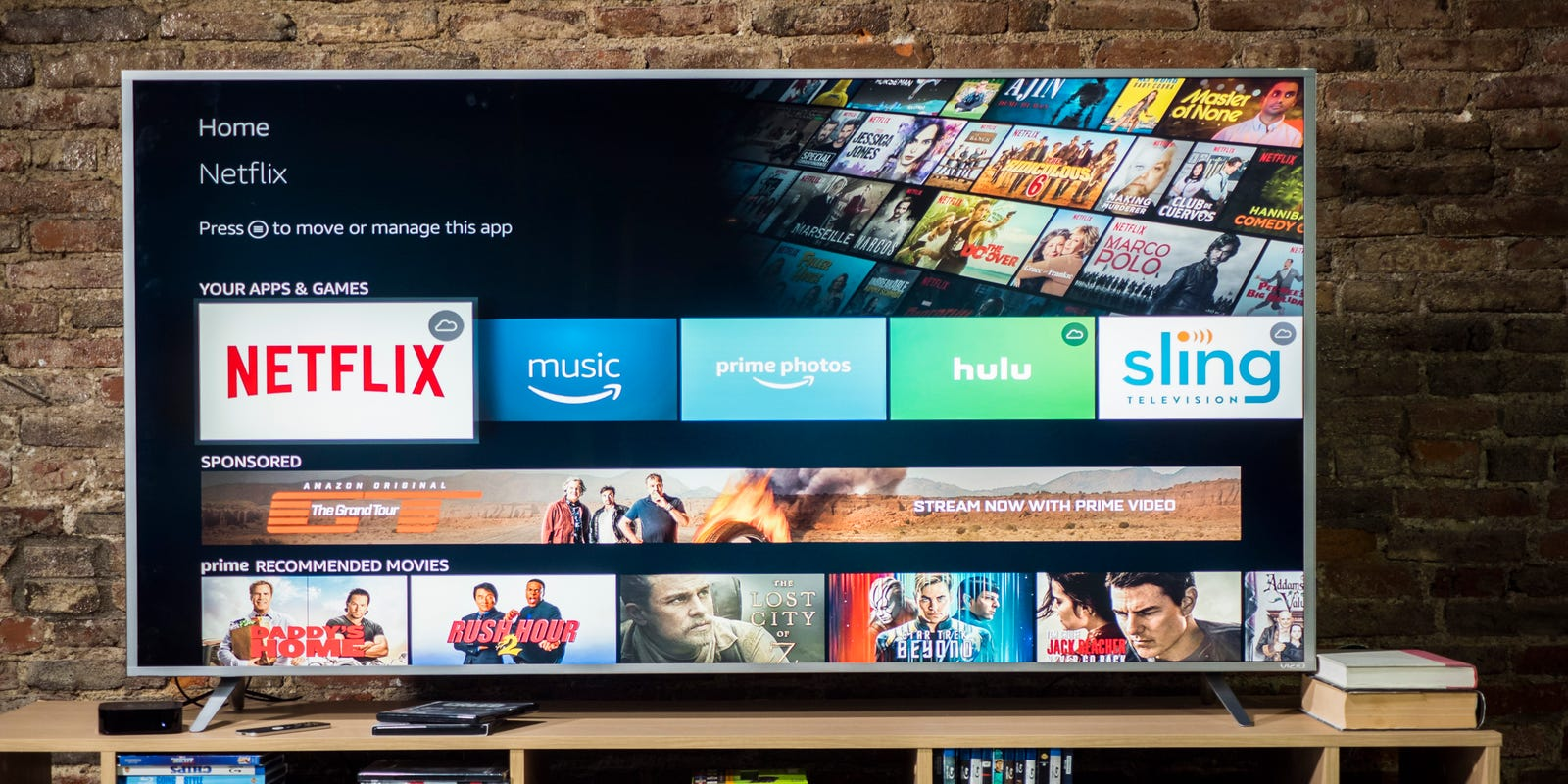 This is the best deal we\'ve seen for Amazon Fire TV