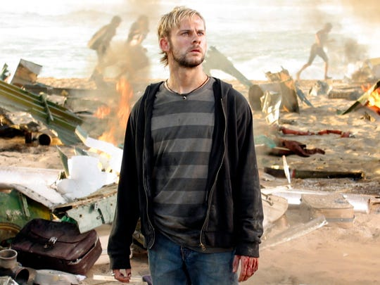 """Since the end of """"Lost,"""" Dominic Monaghan has been sort of, well, lost."""