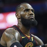 Fox News host tells LeBron James to 'shut up and dribble' after Trump criticism