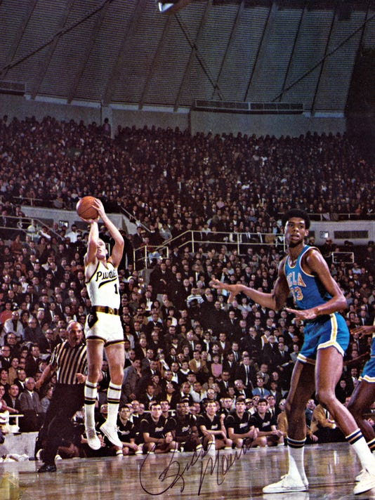 2 1967 UCLA 73 Purdue 71