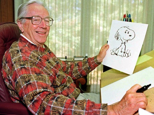 AP CALIFORNIA WILDFIRE CHARLES SCHULZ A FILE ENT WEA USA CA