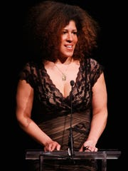Rain Pryor at the 28th Annual Lucille Lortel Awards