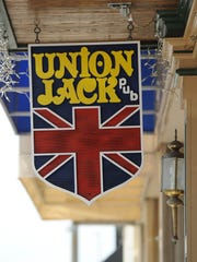 Union Jack Pub is located at 924 Broad Ripple Ave., Indianapolis.