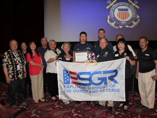 The Employer Support of the Guard & Reserve Guam-CNMI