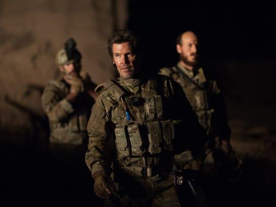 Josh Brolin stars as 'Matt Graver' in Sicario.