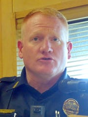 Ruidoso Police Chief Darren Hooker spokes about the approach to enforcement of the ordinance.
