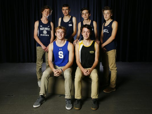 All Shore Boys Cross Country