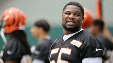 Burfict back with Bengals on roster exemption