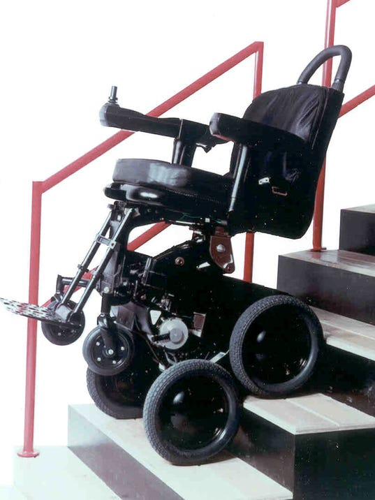 Dean Kamen Wheelchair