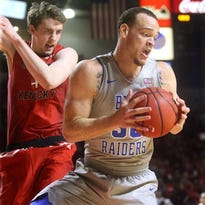 MTSU's Reggie Upshaw and JaCorey Williams sign NBA contracts