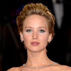 A publicist for Lawrence says the actress has contacted authorities after nude photos of her were apparently stolen and posted online.