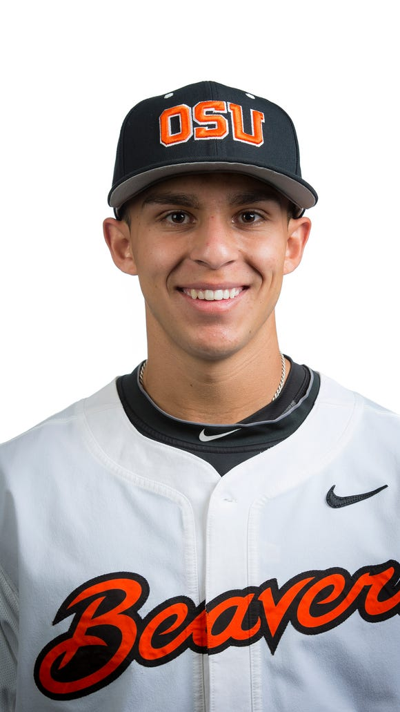 OSU infielder Nick Madrigal is having an outstanding freshman season.