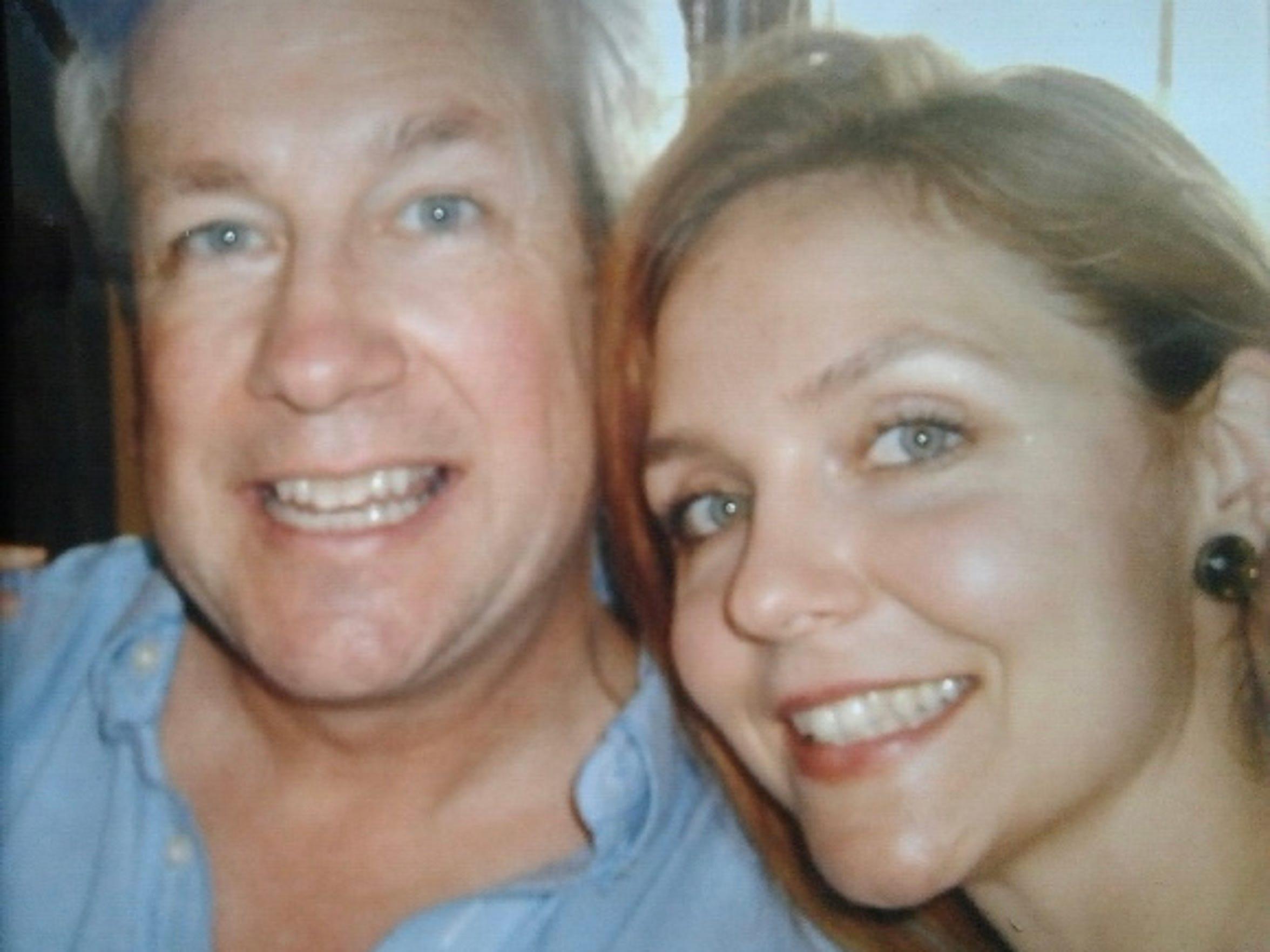 John Schellpfeffer and Jessica Strom.